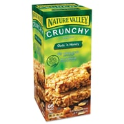 Nature Valley Granola Bars, Oats 'n Honey, Cereal Bar, 1.5 oz (827622)