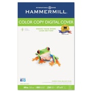 Hammermill® Color Copy Digital Cover Stock, 17 x 11, Photo White, 250/Pack (12255-6)