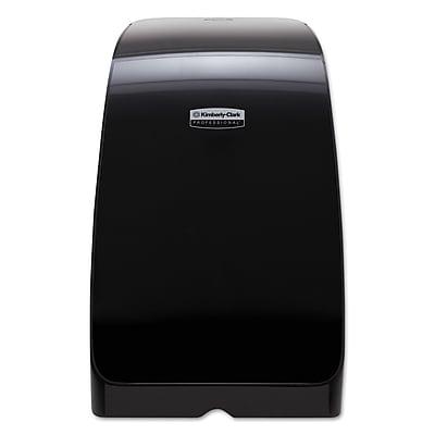 Kimberly-Clark Professional* Electronic Cassette Skin Care Dispenser, Black, Each (32504)