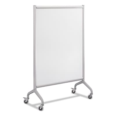 Safco® Rumba™ Whiteboard Collaboration Screen, 36