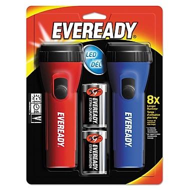 Eveready® LED Economy Flashlight (EVEL152S)