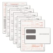 TOPS™ 1099 Misc. Tax Forms Kit, 24/Pack (22905KIT)