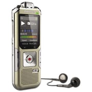 Philips® Voice Tracer 6500 Digital Recorder, 4 GB, Gold (PSPDVT650000)