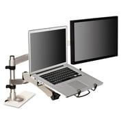 "3M™ Monitor Arm Laptop Adapter, 3 3/4"" x 12 1/4"" x 13 3/8"", Silver/Black (MALAPTOP2)"