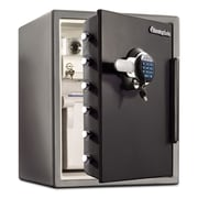 Sentry® Safe Electronic Water-Resistant Fire-Safe®, 2 cu. ft., Keypad (SFW205GRC)
