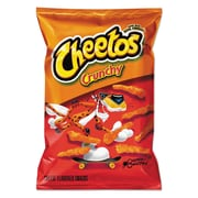 Cheetos® Crunchy Cheese Flavored Snacks, Cheese, Chips, 3.25 oz (14672)