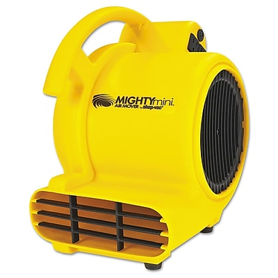 """""Shop-Vac Mini Air Mover, 10"""""""" x 14"""""""" x 13"""""""", Yellow (1032000)"""""" SHO1032000"