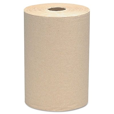 Scott® Hard Roll Towels, 1-Ply, Roll, Brown, 4800/Carton (32848)