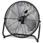 "Patton High-Velocity Fan, 8 5/8"" x 24 1/2"" x 22 7/8"", Black (PUF2010B-BM)"
