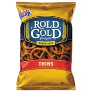 Rold Gold Tiny Twists Pretzels Original Snack 4 Oz 56628 Staples