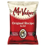 Miss Vickie's® Kettle Cooked Sea Salt Potato Chips , Sea Salt , Chips (44443)