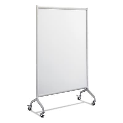 Safco® Rumba™ Whiteboard Collaboration Screen, 42