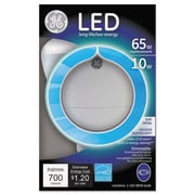 GE energy smart® Dimmable LED Bulb, 10 W, Soft White, R30, 1/Pack (GEL89936)