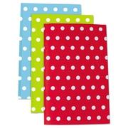 Roaring Spring® Modern Jen™ Journals, Blue; Green; Red, 1-Subjects, 5 1/2 x 8 1/2, 3/Pack (777023)