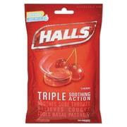 Halls® Triple Action Cough Drops, 12/Box (312546627499)