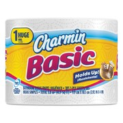 Charmin® Basic Big Roll, 1-Ply, White, 18480/Carton (80234970)