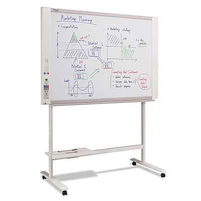 PLUS N-314 Series Electronic Copyboard, White, 39 2/5