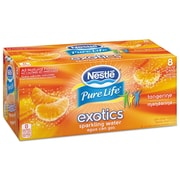 Nestle Waters® Pure Life® Exotics™ Sparkling Water, Tangerine, 12 oz Can, 24/Carton (12252794)