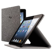 SOLO® Urban Slim Case for iPad® Air, Polyester Fabric, iPad Air™, Gray (UBN233-10)
