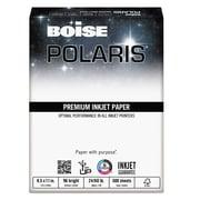 Boise POLARIS™ Premium Multipurpose Paper, 96 Bright, 24lb, 8 1/2 x 11, White, 500/Ream (PP9624)