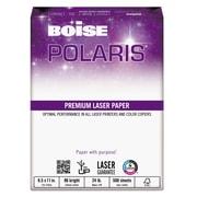 Boise POLARIS Premium Laser Paper, 8 1/2 x 11, White, 500 Per Ream (BPL 0111 P) by