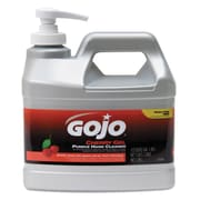 GOJO  Cherry Gel Pumice Hand Cleaner, Cherry, 1/2 gal, 4/Carton (235604)