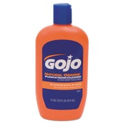 GOJO  NATURAL ORANGE ™ Pumice Hand Cleaner, Orange Citrus, 14 oz, 12/Carton (095712)