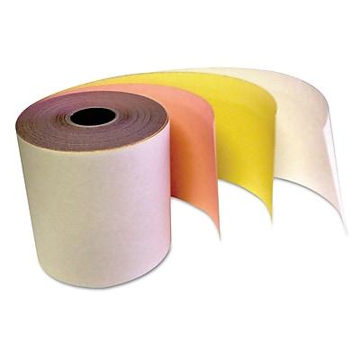 IMPRESO® Carbonless Receipt Rolls, 15