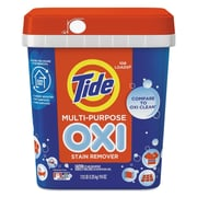 Tide® Oxi Multi-Purpose Stain Remover, Fresh, 4/Carton (10037000889271)