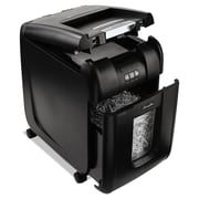 Swingline® Stack-and-Shred™ 200X Super Cross-Cut Auto Feed Shredder, 200 Sheet Capacity, Black (1757573-US)