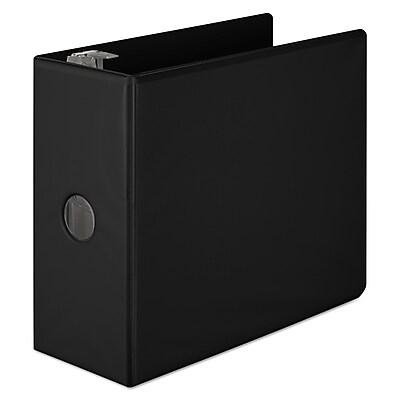 Wilson Jones® Basic D-Ring View Binder, 8 1/2 x 11, View, Each (W386-50BPP)