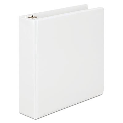 Wilson Jones® Basic D-Ring View Binder, 8 1/2 x 11, View, Each (W386-44WPP)