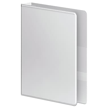 Wilson Jones Ultra Duty D-Ring View Binder with Extra-Durable Hinge, 8 1/2 x 11, View, Each (W86660PP2)
