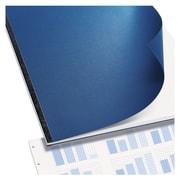 Swingline™ GBC® VeloBind® Presentation Covers, Navy, 11 x 8 1/2 (9743511P)