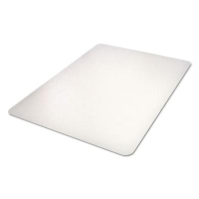 Deflecto EnvironMat® 48''x36'' PET Chair Mat for Hard Floor, Rectangular, Clear (DEF-CM2G142PET)