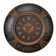 Cole & Grey Toscana Oversized 37.8'' Wall Clock