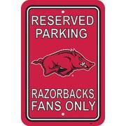 Fremont Die NCAA Graphic Art; Arkansas Razorbacks