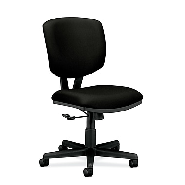 HON Volt Task Chairs, Center-Tilt, Fabric