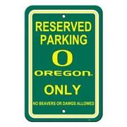 Fremont Die NCAA Graphic Art; Oregon Ducks