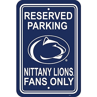 Fremont Die NCAA Graphic Art; Penn State Nittany Lions