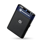 GOgroove® BlueGATE RXT 2-In-1 Wireless Bluetooth Receiver and Transmitter With 3.5 mm Stereo Output