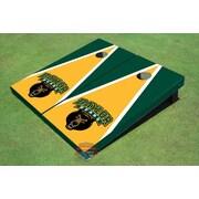 All American Tailgate NCAA Matching Triangle Cornhole Board (Set of 2)