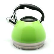 Creative Home Triumph 3.5-qt Tea Kettle; Green
