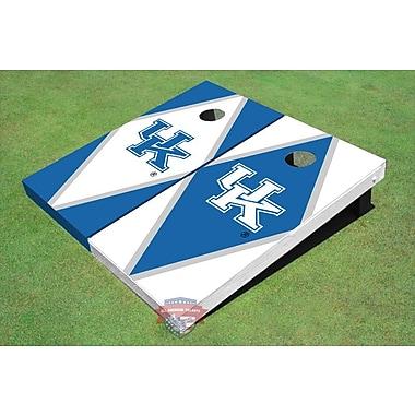 All American Tailgate NCAA Alternating Diamond Cornhole Board (Set of 2); University Of Kentucky