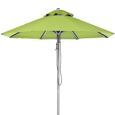 Frankford Umbrellas 7.5' Market Umbrella; Pistachio