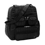 Lug Puddle Jumper Overnight/Gym Bag, Midnight Black