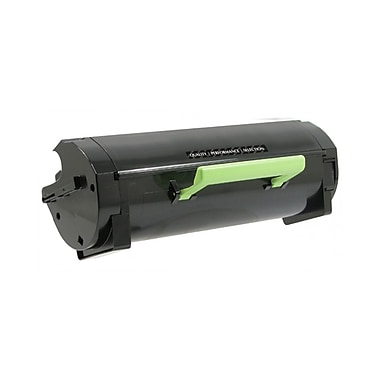 DATAPRODUCTS® Reman Black Toner Cartridge, Lexmark MS510, Ultra High Yield (DPCMS510)