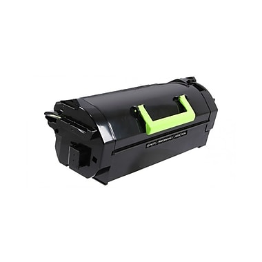 DATAPRODUCTS® Reman Black Toner Cartridge, Lexmark MS711, MS811, MS812, Extra High Yield (DPCMS811)