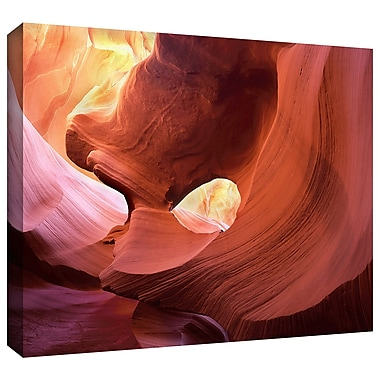 ArtWall 'Antelope Window' Gallery-Wrapped Canvas 18
