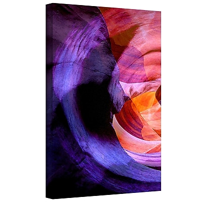 ArtWall 'Canyon Echoes' Gallery-Wrapped Canvas 18